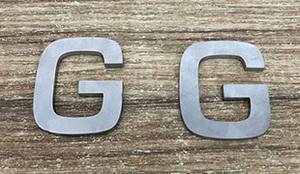 0.5mm不锈钢激光切割加工