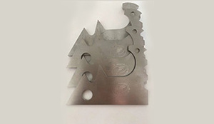 0.5mm碳钢激光切割加工