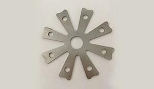 1.0mm碳钢激光切割加工
